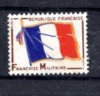 France 1964 Franchise Militaire N°13 Neuf Sans Charnière - Franchise Stamps