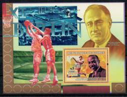 REPUBBLICA  DI  GUINEA   2007  XI  JEUX  DE  BERLIN     1 SHEET      MNH** - Guinea (1958-...)