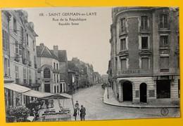 10249 - Saint Germain En Laye Rue De La République - St. Germain En Laye