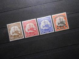 D.R. 24/26a/27-28y*MLH - Deutsche Kolonien (Deutsch-Südwestafrika) 1906 - Mi 10,90 € - Kolonie: Deutsch-Südwestafrika
