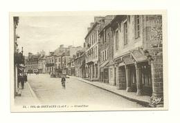 AK Dol De Bretagne - Detail - 1943 - Dol De Bretagne