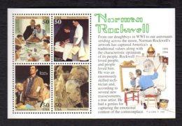 ETATS-UNIS / USA 1994 - BF Yvert #30 - Scott #2840 - NEUF **/ MNH - Norman Rockwell - Blocks & Sheetlets