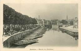 80 AMIENS  - MARCHE DES HORTILLONS - Amiens