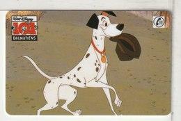 SEPA - SEPATEL - DISNEY - Les 101 Dalmatiens - Prepaid-Telefonkarten: Andere