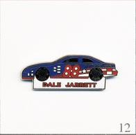 Pin's Automobile - Course US /Nascar - Pilote : Dale Jarrett (32 Victoires). Zamac Fin. T720-12 - Autres