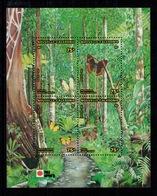 Nouvelle Calédonie - YV BF 11 N** Papillons Cote 11,50 Euros - Blocks & Kleinbögen
