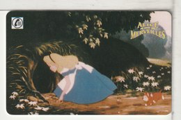 SEPA - SEPATEL - DISNEY - Alice Aux Pays Des Merveilles - Prepaid-Telefonkarten: Andere
