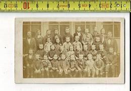 Kl 4100 - Photo De L'école - Schoolfoto - Personnes Anonymes