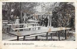 Österreich - Gruss Aus Hartmanns Gasthausgarten - Oostenrijk