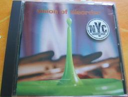 CD  HARDCORE - VISION OF DISORDER  S/T - Hard Rock & Metal
