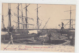 Genova - Carbonai Del Porto - 1905     (A-198-191110) - Other