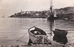 BASTIA - CORSE - (20) -  CPSM DENTELÉE LE FRED SCAMARONI. - Bastia