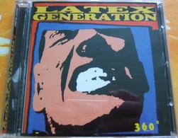 CD  PUNK - LATEX GENERATION / 360° - Punk