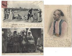 AFRIQUE DU NORD - Lot De 23 CPA - Années 1900-1910 - Non Classés