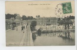 VIC SUR AISNE - Vue Prise Du Pont - Vic Sur Aisne
