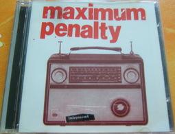CD  HARDCORE - MAXIMUM PENALTY / INDEPENDENT - Hard Rock & Metal