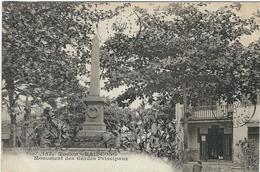 VIET-NAM : Tonkin, Haiduong, Monument Des Gardes Principaux - Vietnam