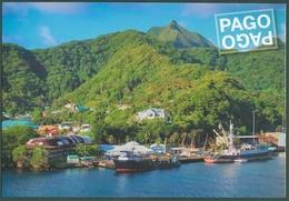 American Samoa Tutuila Island Pago Pago South Pacific - American Samoa