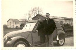 4 CV CITROEN . 1955 - Automobile