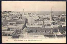 AF736 TRIPOLI - VUE GENERALE PRISE A VOL D'OISEAU - Libia