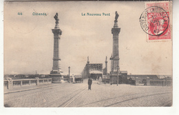 Belgique - FOC - Ostende - Nouveau Pont - Oostende