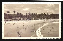 Praia De Gaibu Recife Brasil Ca1930  - Cartao Postal Foto Fotografica W5_1405 - Recife
