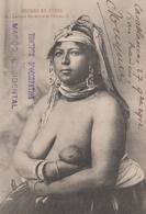 LUTTEUSE MAROCAINE DE MEKNES - Vintage Women < 1920