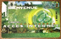 ARMÉE MILITAIRE SOLDATS CARTE PASSMAN 1H WIFI INTERNET POUR COLLECTION PAS TÉLÉCARTE PHONECARD - Armée