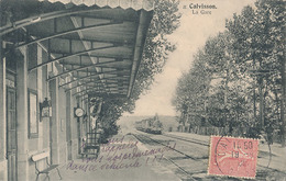 CALVISSON - N° 11 - LA GARE - Otros Municipios