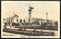 AF711 TOBRUCH - MOSCHEA IN PIAZZA DEL RE - Libyen