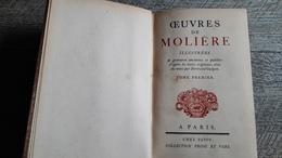La Jalousie Du Barbouillé Le Médecin Volant L'étourdi Ou Les Contretemps Dépit Amoureux Molière Gravures 1927 - Théâtre