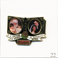 Pin's Festivités - Rose Parade /1988 Tournament Of Roses - Sponsor Kodak. EGF. T721-22 - Fotografia