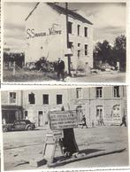 Saint Sauveur Le Vicomte  En   1944   Photos - Cartes Postales