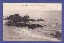 SAINT MARC Rochers Et Jetée ( TTB état ) U1168 - France