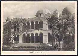 FA707 TRIPOLI - RESIDENZA GOVERNATORIALE - Libia
