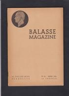BALASSE MAGAZINE N° 33 Mars 1944 - Manuali
