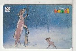 SEPA - SEPATEL - DISNEY - Bambi - Prepaid-Telefonkarten: Andere
