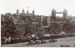 LONDON - The Tower - Tower Of London