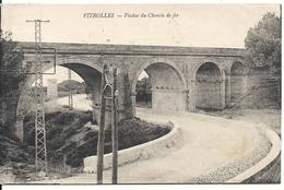 VITROLLES. VIADUC DU CHEMIN DE FER - Autres Communes