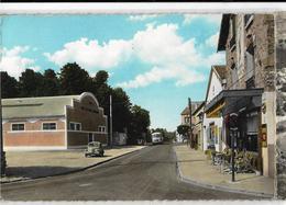 LIMEIL-BREVANNES  Avenue De Verdun Et Marché Couvert. Ed. ARLIXCOLOR 1, Cpsm GF, Envoi 1964 - Limeil Brevannes