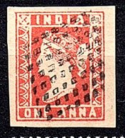 12½ Cents Imp At Bottom MNH Very Fine, Se Description (124) - India (...-1947)