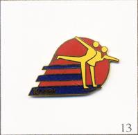 Pin's Sport - Jeux Olympiques / Kodak - Sponsor International - Patinage Artistique. Est. © EKC 1983. EGF. T723-13 - Olympic Games