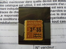 France Colis Postaux N 90 A Charnieres * - Colis Postaux