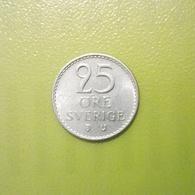 25 Öre Münze Aus Schweden Von 1967 (sehr Schön) - Schweden