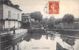 58 - CLAMECY : Le Beuvron - CPA Village (3.870 Habitants ) - Nièvre - Clamecy