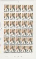 N°2166 Pape Jean-Paul II MNH ** - Full Sheets