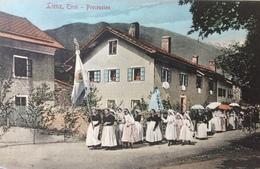 AUSTRIA, OSTERREICH, TIROL........Liens, Procession - Lienz