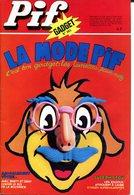 Pif Gadget N°365 -  Loup Noir - Amicalement Votre - Pif Gadget