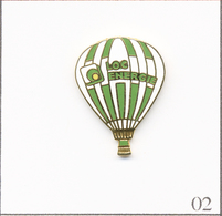Pin's Transport - Montgolfière / Ballon Loc Energie. Non Estampillé. EGF. T724-02 - Montgolfier