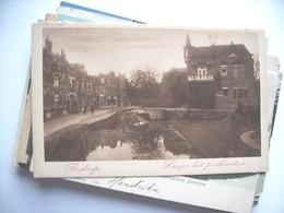 Nederland Holland Pays Bas Boskoop Nauta Kaart Postkantoor - Boskoop
